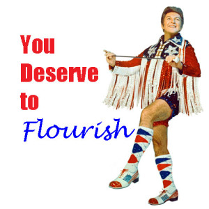 liberace flourishes